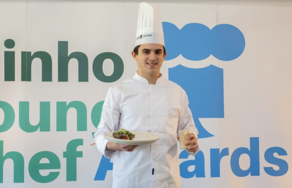 Chef minhoto representa Portugal nos European Young Chef Awards