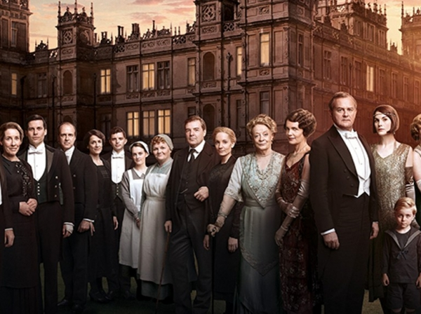 Casa de Downton Abbey, disponivel na plataforma Airbnb