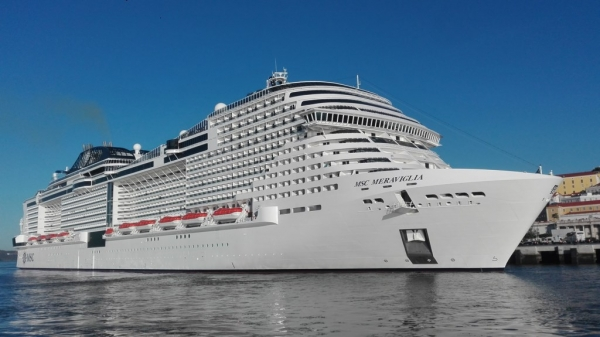 Espectáculos exclusivos do Cirque du Soleil at Sea a bordo do MSC Bellissima