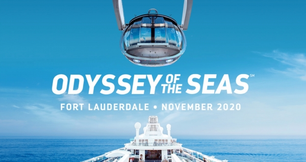 Odyssey of the Seas, o primeiro navio da Royal Caribbean da Classe Quantum Ultra