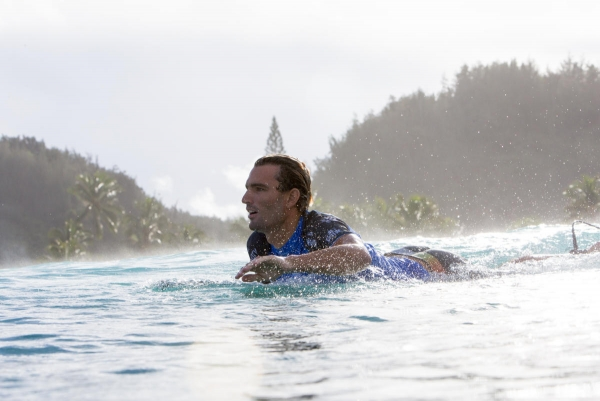World Tour: surfista Frederico Morais termina temporada no Havai no 25.º lugar