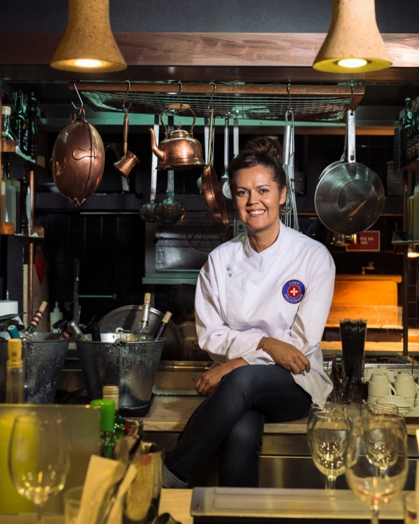 "Time Out confirma chef Susana Felicidade como ""Chef do Mercado"""
