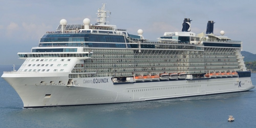 Celebrity Cruises investe na revitalização do Celebrity Equinox