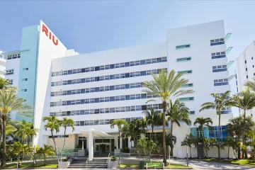 Riu regressa aos  Estados Unidos abrindo o Riu Plaza Miami Beach