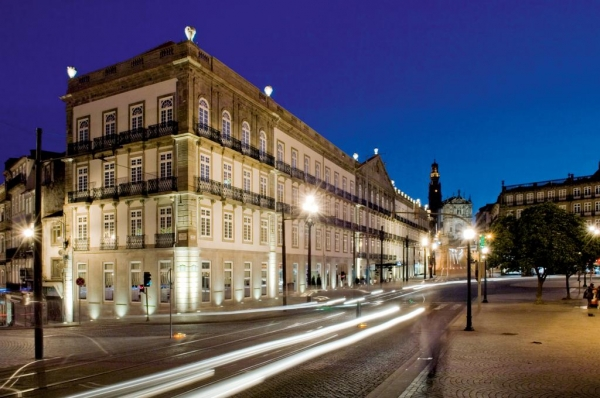 InterContinental Porto na lista de nomeados dos World Travel Awards