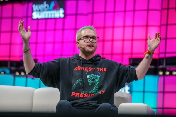 Christopher Wylie, autor do escândalo do Facebook esteve na Web Summit
