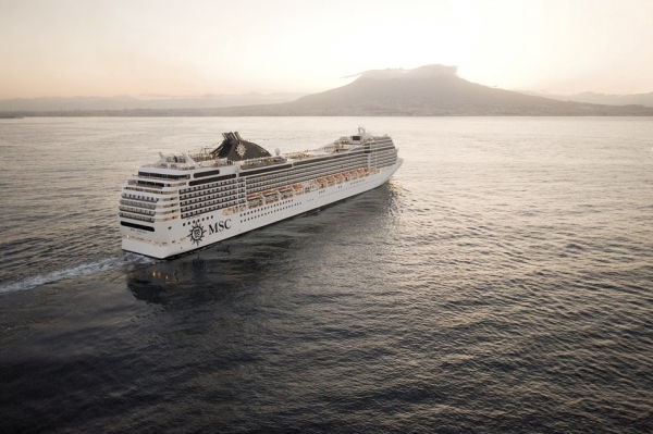 Descubra o Oriente com o MSC World Cruise 2021