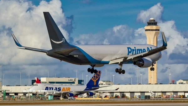 Amazon Air necessita aumentar a frota para ter uma presença global