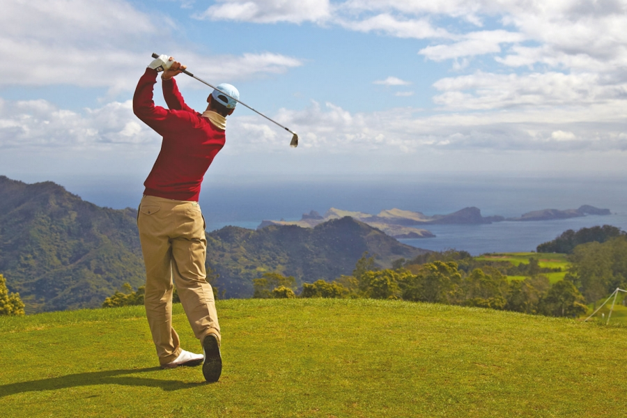 "Madeira considerada potencial vencedora dos ""World's Best Emerging Golf Destination"" 2019"