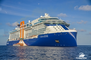 Celebrity Cruises convida escritora para madrinha do novo Celebrity Apex