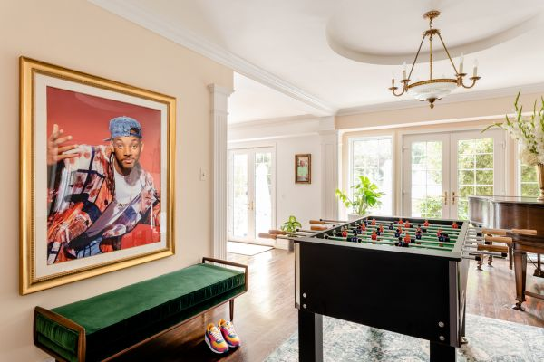 Will Smith convida para uma estadia real na Airbnb