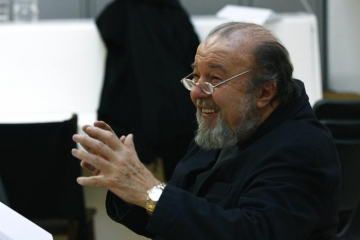 Morreu Peter Hall, o fundador da Royal Shakespeare Company