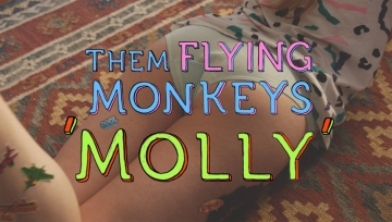 """Molly"" marca o regresso de Them Flying Monkeys"