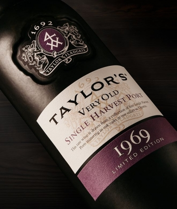 Taylor's lança Single Harvest 1969