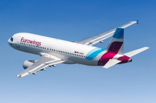 Brussel Airlines absorve a Eurowings