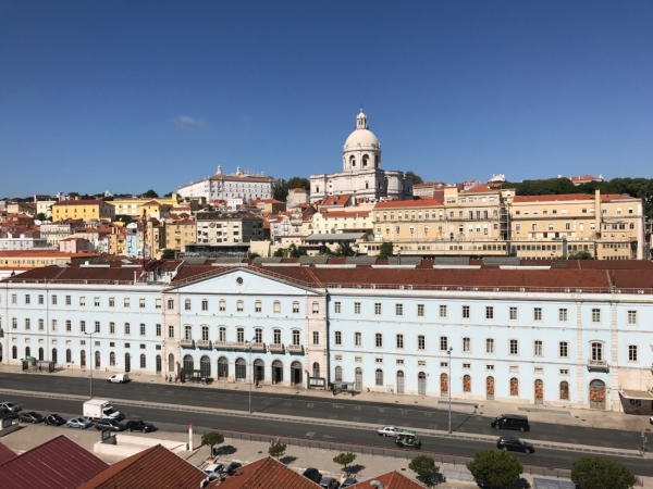 Lisboa de novo nomeada para os World Travel Awards 2019